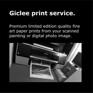 fine art print info